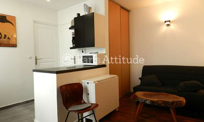 Rent Apartment 1 Bedroom 28m² passage Barrault, 75013 Paris