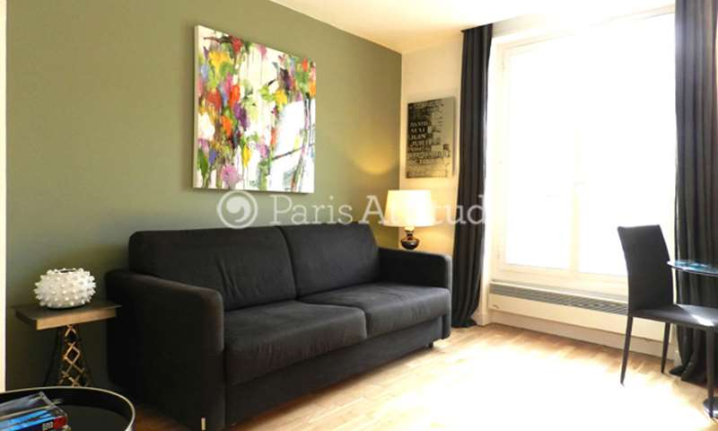 Rent Apartment Studio 18m² rue Sainte Anne, 75002 Paris