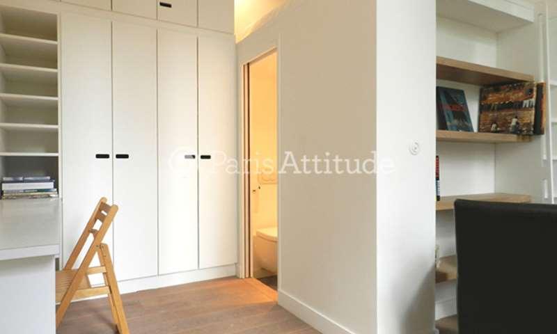 Rent Apartment Studio 20m² rue de Grenelle, 7 Paris