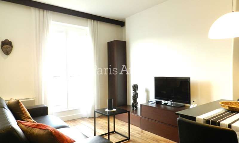 Rent Apartment 1 Bedroom 30m² rue Monge, 75005 Paris