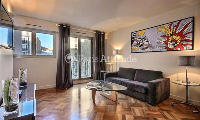 Rent Apartment 1 Bedroom 40m² rue de Sevres, 7 Paris