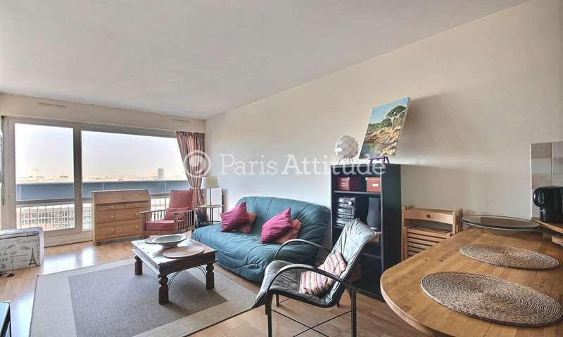 Location Appartement 1 Chambre 52m² square Dunois, 75013 Paris
