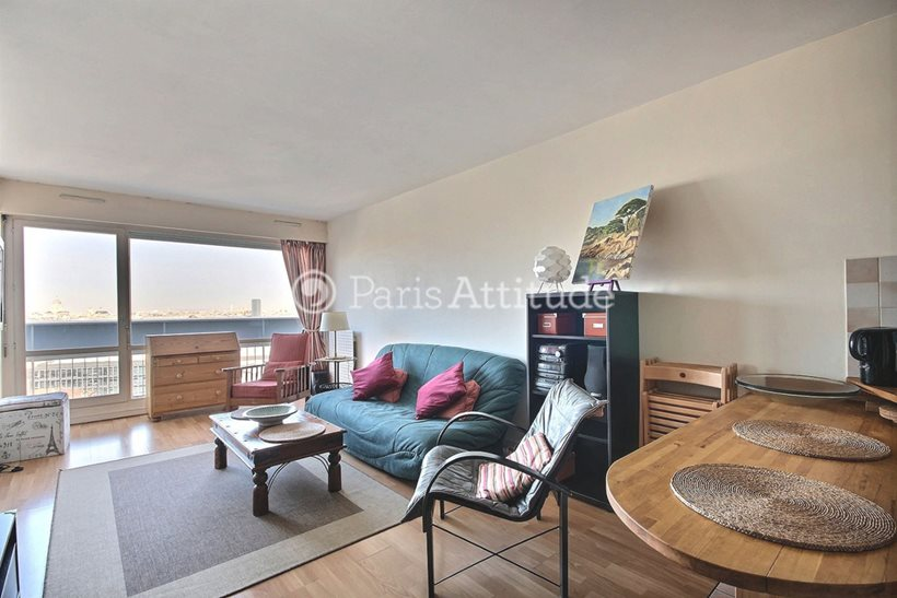 Aluguel Apartamento mobiliado 1 quarto 52m² square Dunois, 75013 Paris