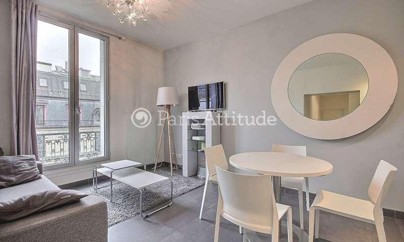 Location Duplex 2 Chambres 65m² rue La Boetie, 8 Paris