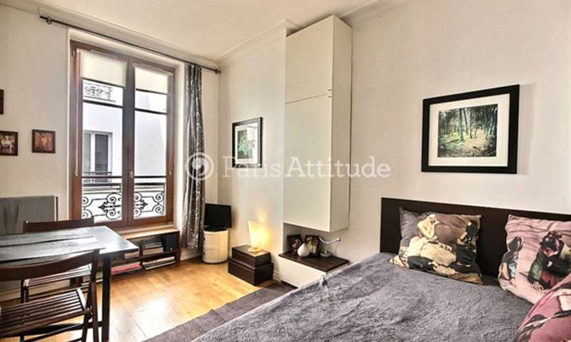 Rent Apartment Studio 16m² rue de Montmorency, 75003 Paris