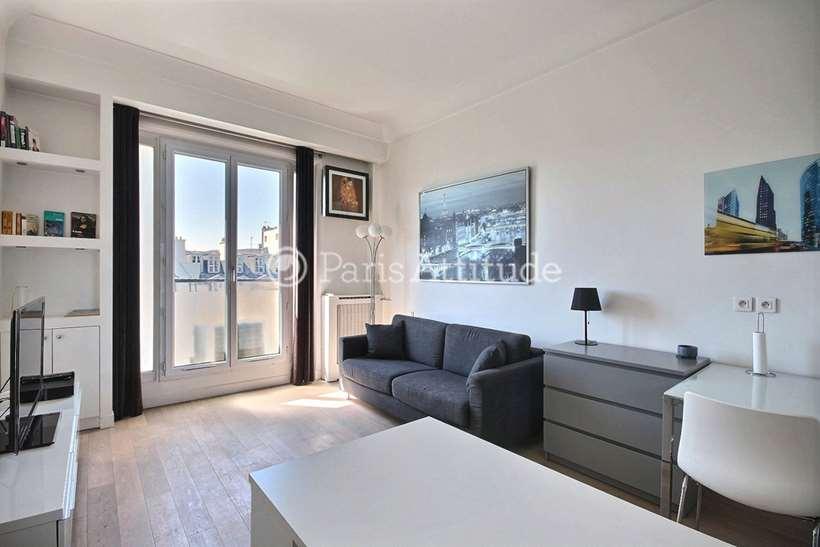 Aluguel Apartamento mobiliado Quitinete 25m² boulevard de la Madeleine, 75009 Paris