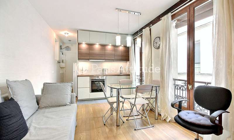 Rent Apartment 1 Bedroom 34m² rue d Arras, 5 Paris