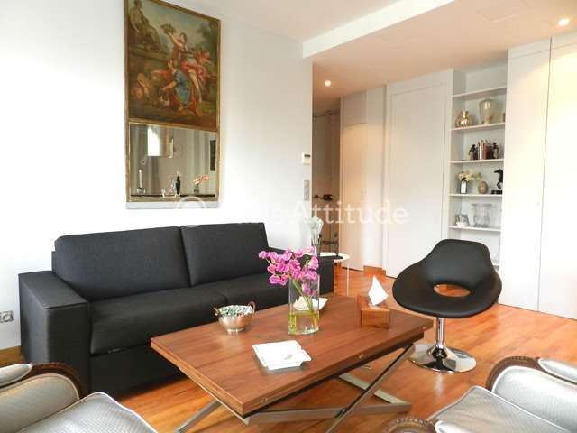 Louer Appartement meublé 2 Chambres 65m² boulevard de Sebastopol, 75003 Paris