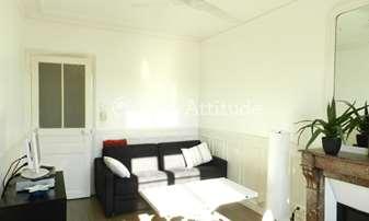 Rent Apartment 1 Bedroom 37m² rue des Vinaigriers, 10 Paris