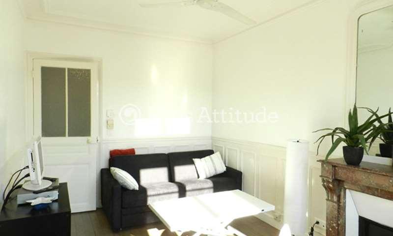 Location Appartement 1 Chambre 37m² rue des Vinaigriers, 75010 Paris