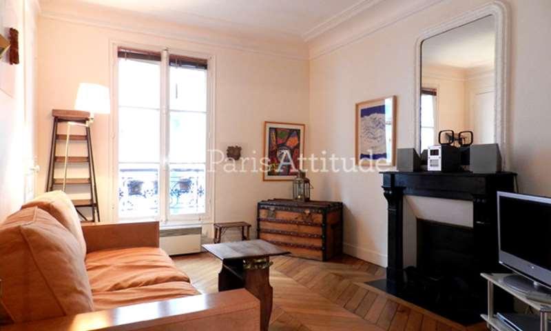 Rent Apartment 1 Bedroom 52m² rue Yvon Villarceau, 16 Paris