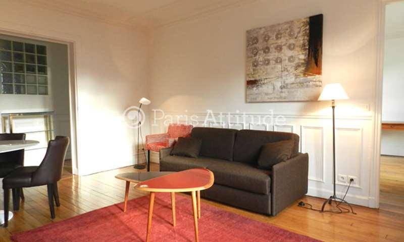 Location Appartement 2 Chambres 77m² avenue Felix Faure, 15 Paris