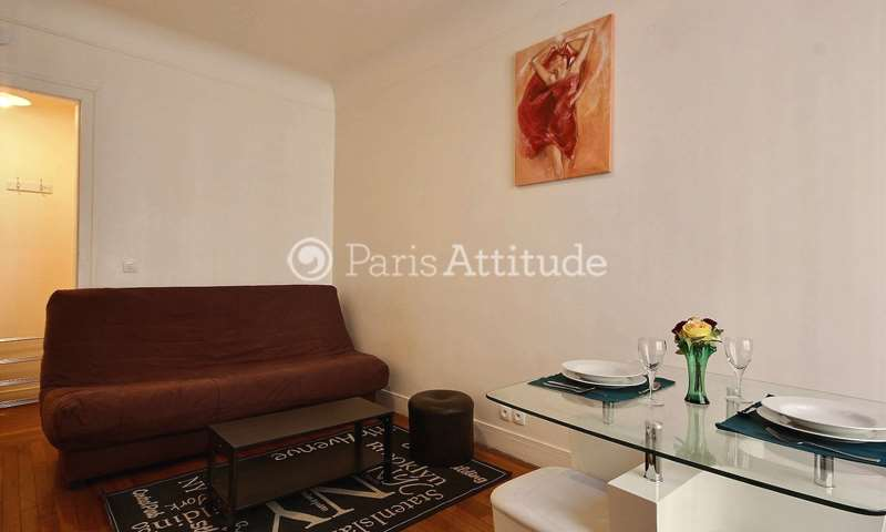 Location Appartement Studio 19m² rue de l Ouest, 75014 Paris