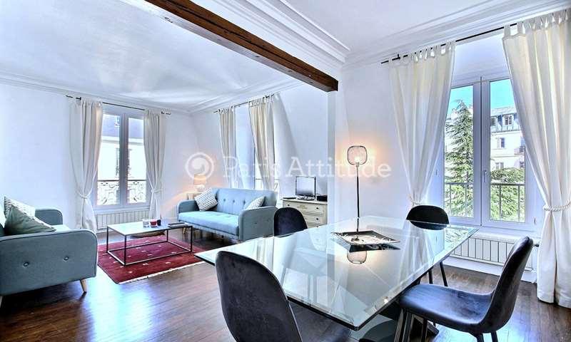 Rent Apartment 1 Bedroom 55m² Villa de Longchamp, 16 Paris