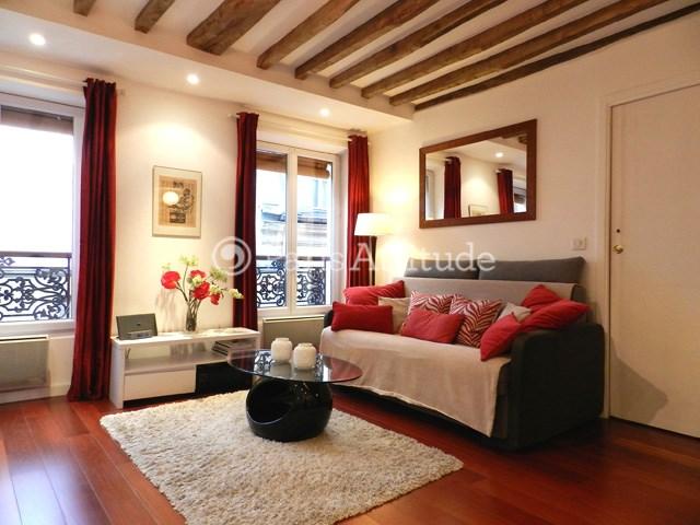Location Appartement 1 Chambre 37m² rue Dussoubs, 75002 Paris