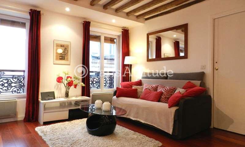 Rent Apartment 1 Bedroom 37m² rue Dussoubs, 75002 Paris