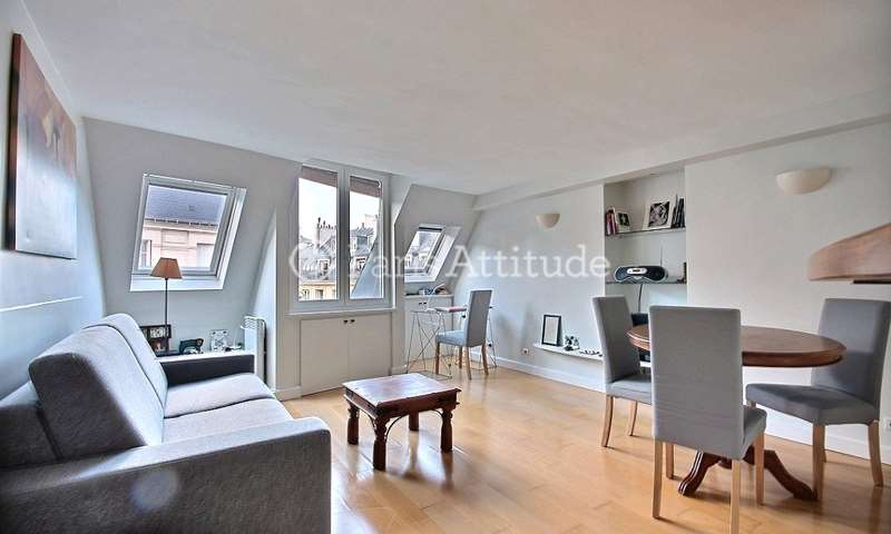 Rent Apartment 1 Bedroom 41m² rue des Archives, 4 Paris