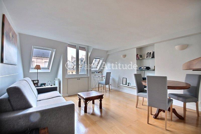 Louer Appartement meublé 1 Chambre 41m² rue des Archives, 75004 Paris