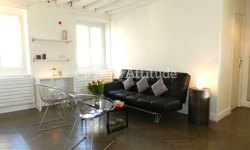 Rent Apartment 1 Bedroom 39m² rue d Aboukir, 75002 Paris