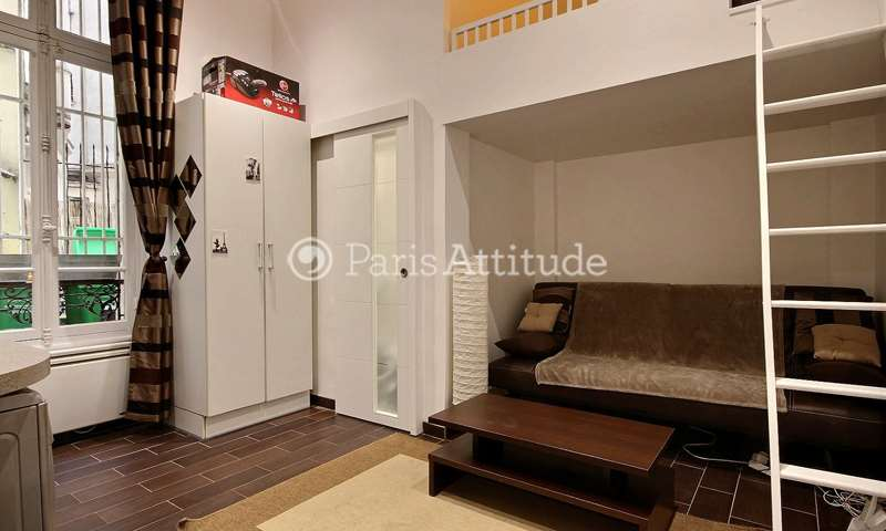 Rent Apartment Studio 17m² avenue de Saint Mande, 12 Paris