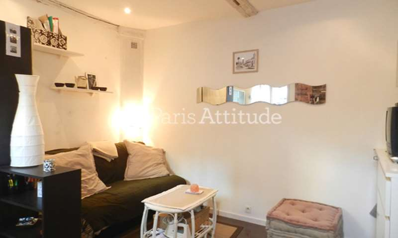 Rent Townhouse Studio 15m² passage du Moulin des Pres, 75013 Paris