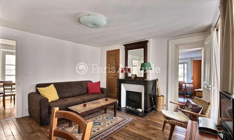 Rent Apartment 1 Bedroom 50m² rue Gomboust, 1 Paris