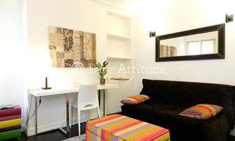 Location Appartement 1 Chambre 29m² rue Washington, 8 Paris