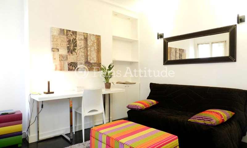 Rent Apartment 1 Bedroom 29m² rue Washington, 75008 Paris