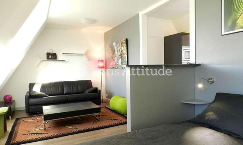 Rent Apartment Studio 30m² boulevard du Montparnasse, 75006 Paris