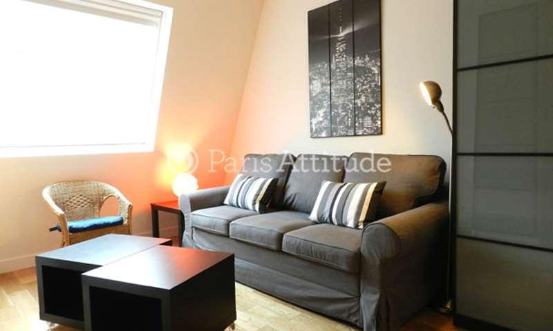 Aluguel Apartamento Quitinete 22m² rue Gustave Courbet, 16 Paris