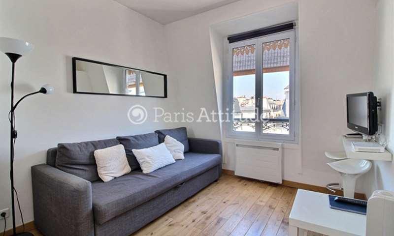 Rent Apartment 1 Bedroom 36m² rue Pestalozzi, 5 Paris