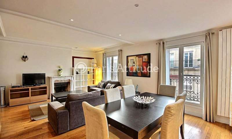 Rent Apartment 2 Bedrooms 78m² rue Gustave Courbet, 16 Paris