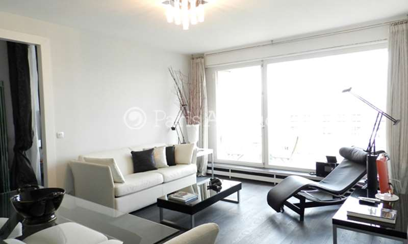 Rent Apartment 1 Bedroom 55m² rue de la Federation, 75015 Paris