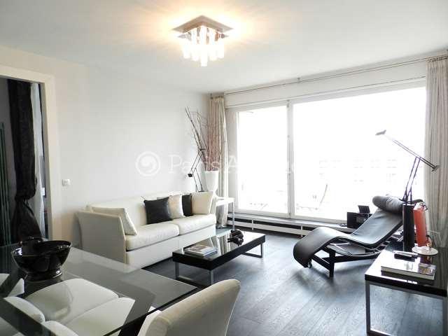Rent furnished Apartment 1 Bedroom 55m² rue de la Federation, 75015 Paris