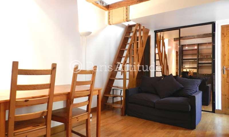Aluguel Apartamento Quitinete 25m² rue des Canettes, 75006 Paris