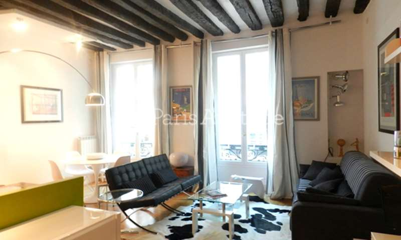 Rent Apartment 1 Bedroom 49m² rue d Aboukir, 2 Paris