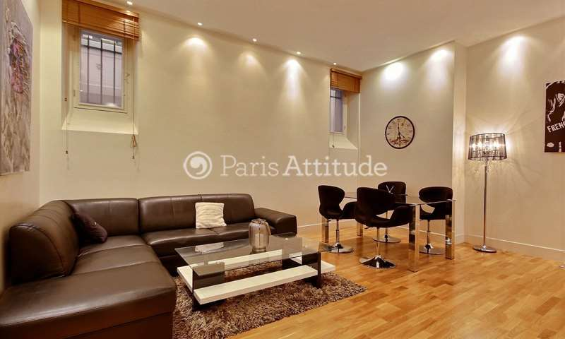 Rent Apartment 1 Bedroom 54m² rue Paul Baudry, 75008 Paris