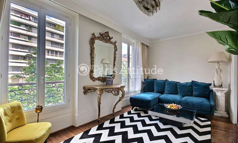 Rent Apartment 1 Bedroom 37m² rue Ordener, 75018 Paris