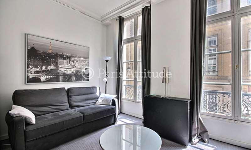 Rent Apartment Studio 22m² rue de Bellechasse, 7 Paris