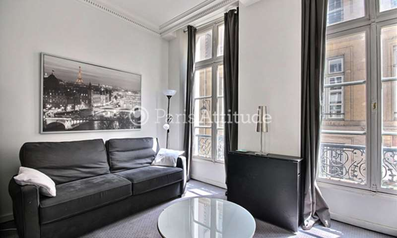 Rent Apartment Studio 22m² rue de Bellechasse, 7 Paris