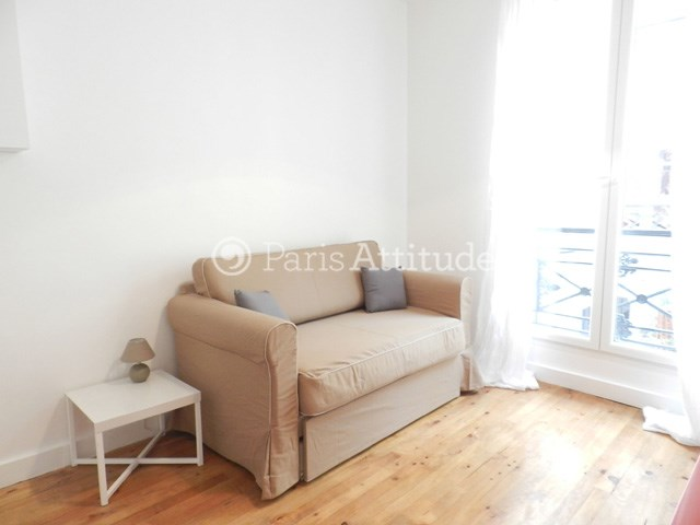 Location Appartement 1 Chambre 22m² rue de la Folie Mericourt, 75011 Paris
