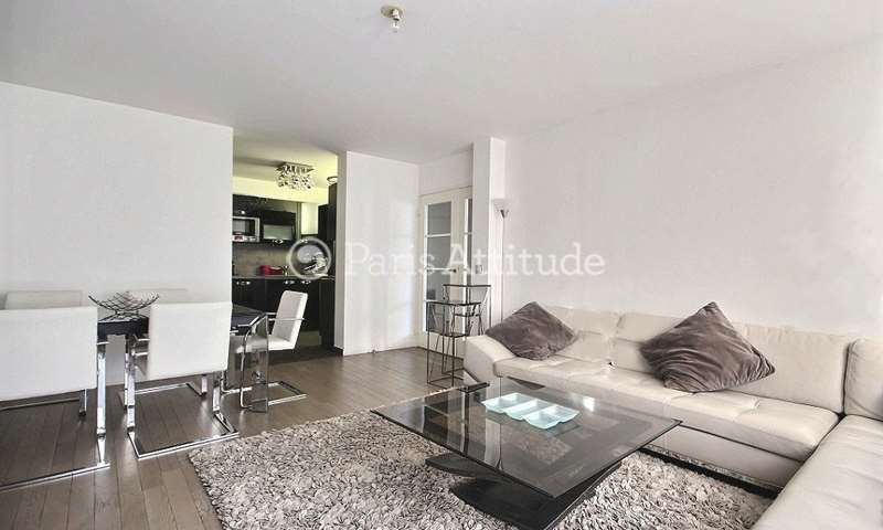 Rent Apartment 1 Bedroom 56m² rue Brunel, 17 Paris