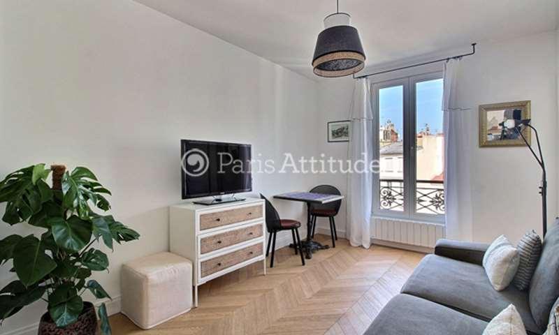 Rent Apartment 1 Bedroom 30m² rue d Alembert, 75014 Paris