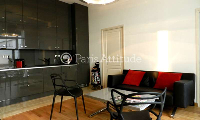 Rent Apartment 1 Bedroom 43m² rue de la Croix Nivert, 15 Paris