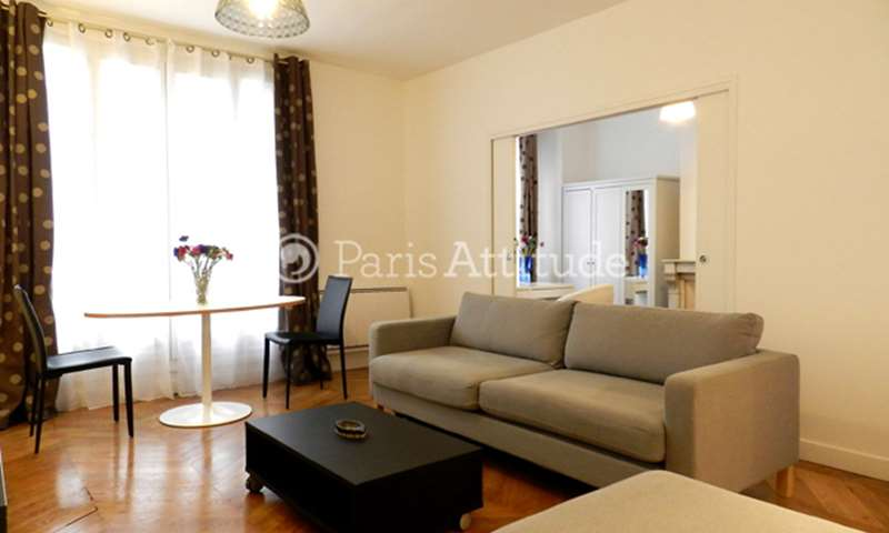 Rent Apartment 2 Bedrooms 61m² rue Singer, 75016 Paris