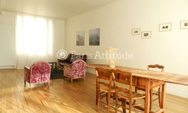 Rent Apartment 2 Bedroom 75m² avenue de Lamballe, 75016 Paris