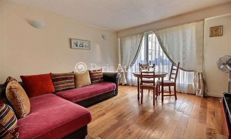 Location Appartement 1 Chambre 56m² rue Championnet, 18 Paris