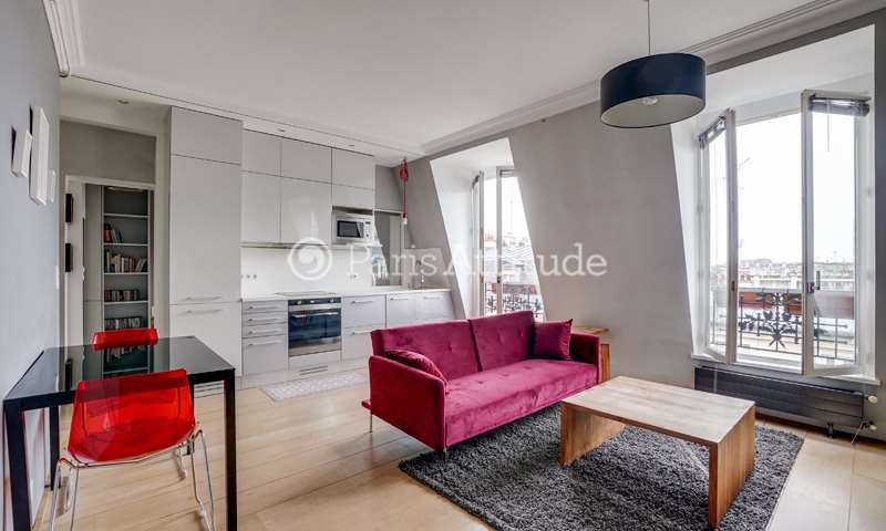 Rent Apartment 1 Bedroom 40m² rue Gossec, 12 Paris