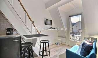 Rent Duplex Alcove Studio 20m² rue des Gravilliers, 3 Paris