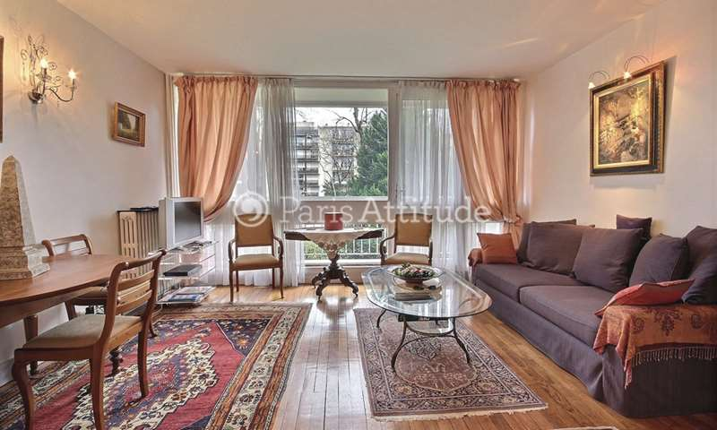 Rent Apartment 2 Bedrooms 62m² boulevard Bineau, 92200 Neuilly sur Seine